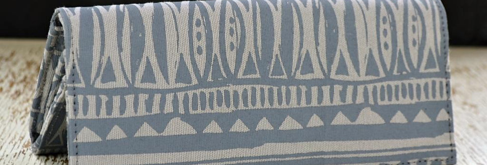 Peněženka africká šedá