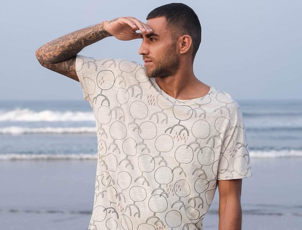 Tričko Mangrovy v bílé