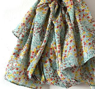 fair trade dámský šátek