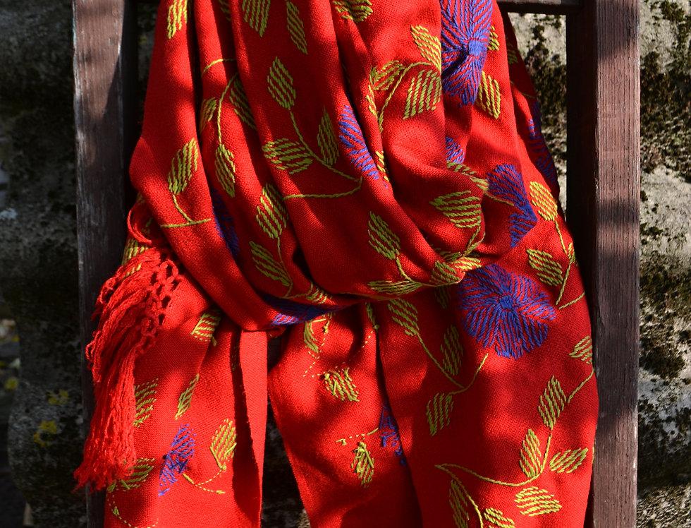 Šátek venkovský