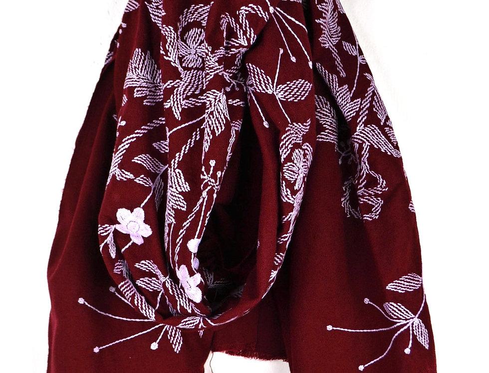 Šátek fialkový