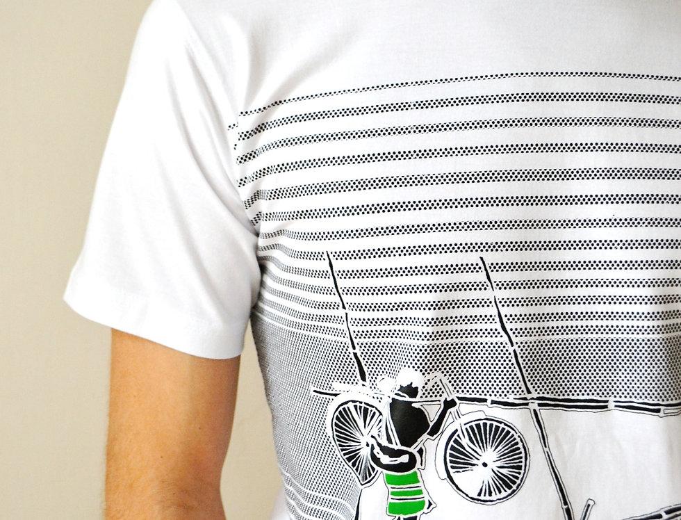 Tričko Cyklista