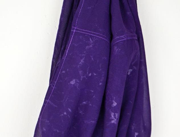 Šátek lilkový