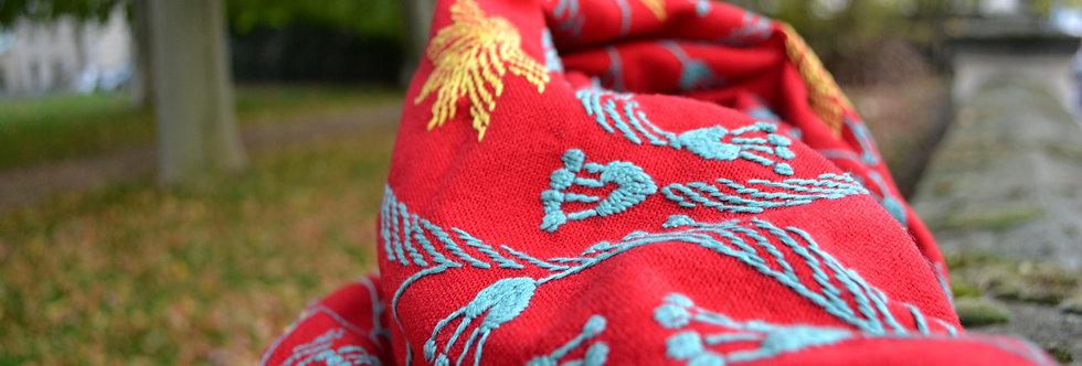 Šátek vřesový