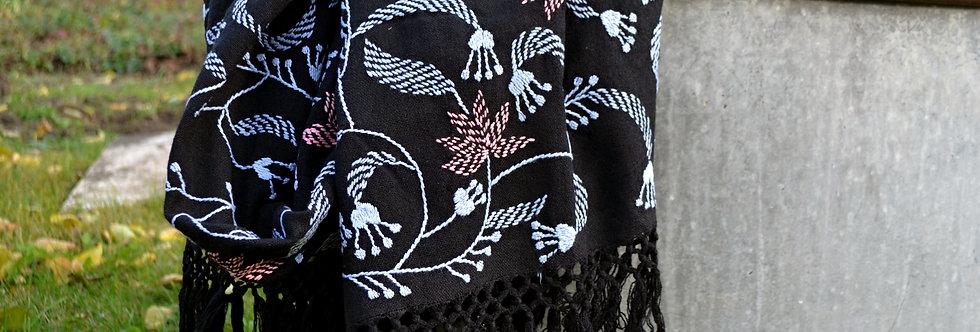 Šátek zamlžený