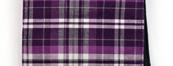 Peněženka fialová
