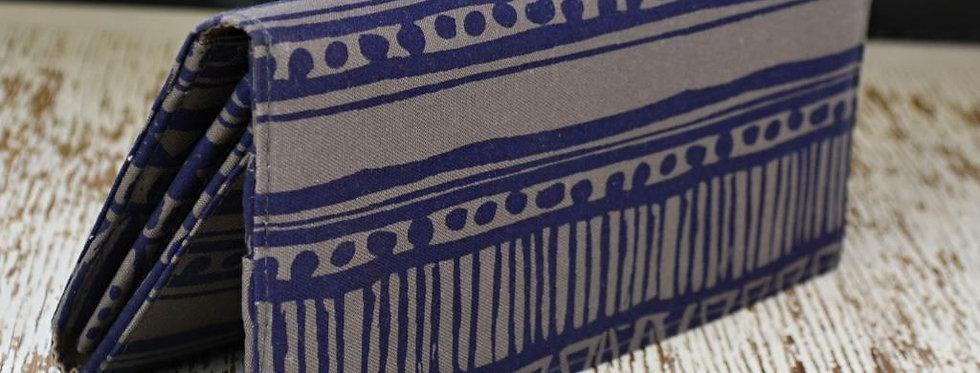 Peněženka africká fialová