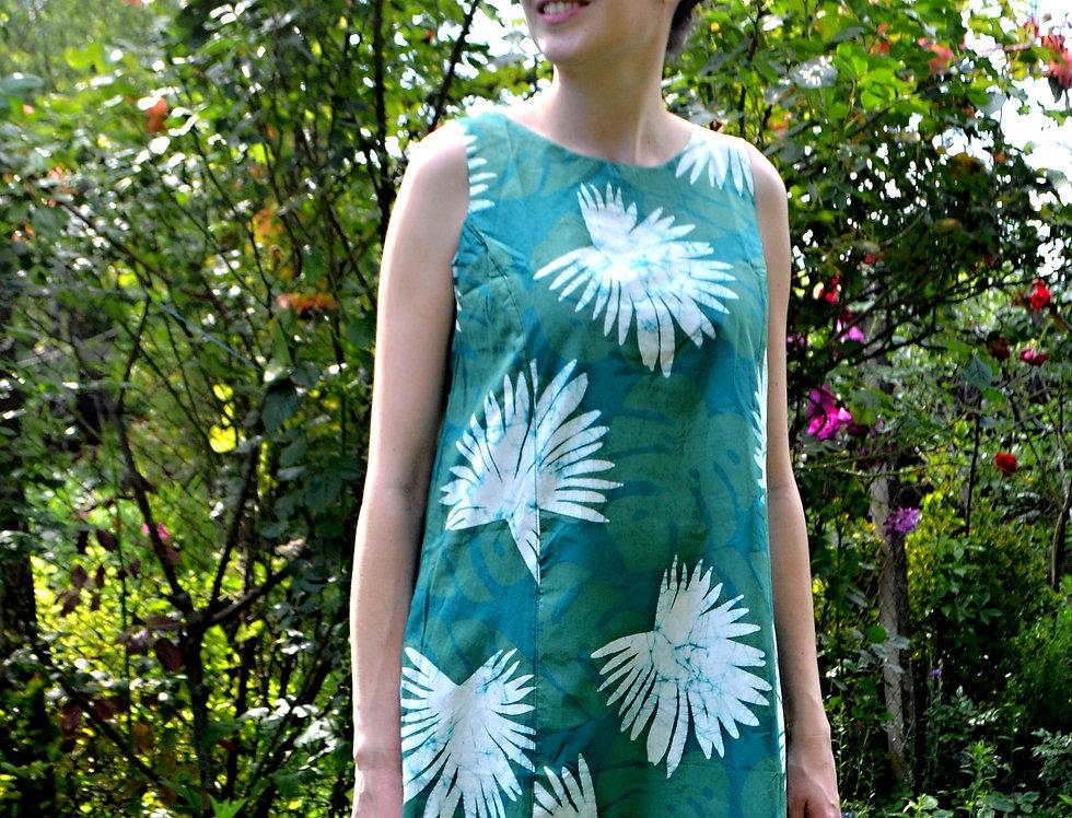 Šaty pralesní