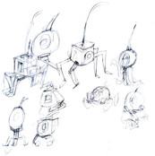Space robot design