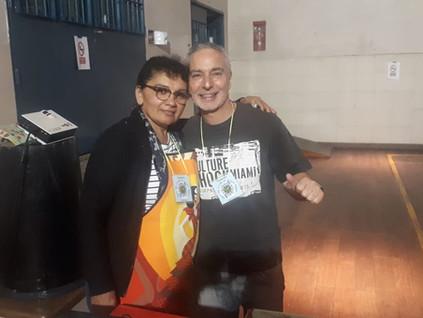 2019 Noviembre, Concierto de Rock Solidario - Grupo organizador.