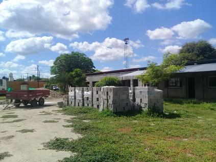 2018 Febrero, Monte de la Provincia de Santiago del Estero; en las Escuelas...
