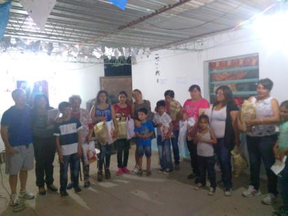 2016 Diciembre, Escuela de Yacu Hurmana.