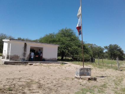 2017 Marzo, Escuela República de Méjico.