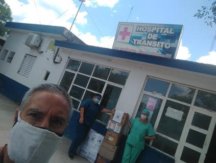2021 Febrero, Hospital de La Cañada