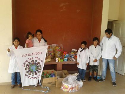 2017 Marzo, Escuela de Santo Domingo.