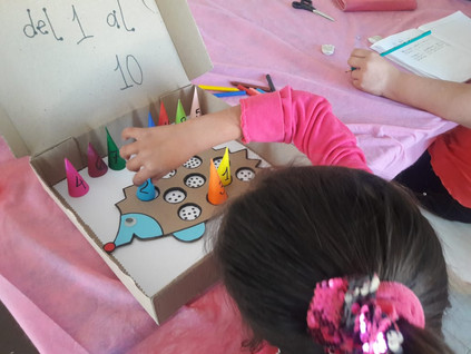 Centro de Apoyo  Escolar para los Chicos - Anexo La Cañada