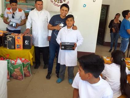 2019 Diciembre, Escuela n° 1065, del paraje de Yacu Hurmana, cerrando el año…