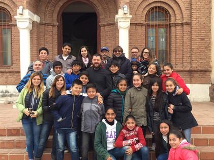 2016 Julio, Colegio San Miguel Arcángel