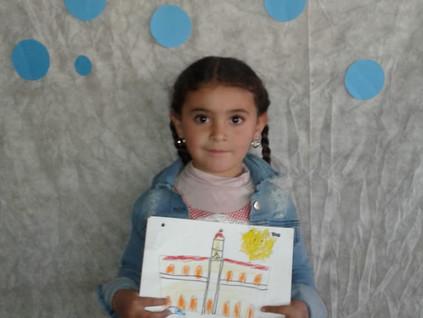2020 Junio, Escuela N° 612 Fanny Remedy, del paraje santa Rosa, departamento Salavina, Santiago del