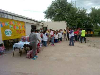 2016 Diciembre, Escuela de Barrialito