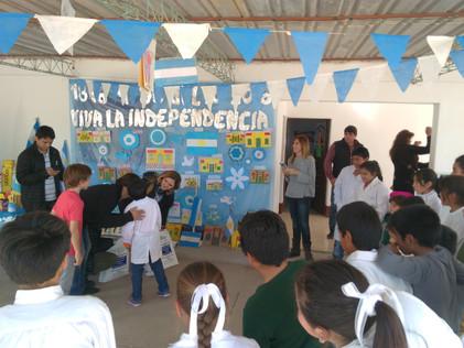2016 Julio, Escuela de Yacu Hurmana