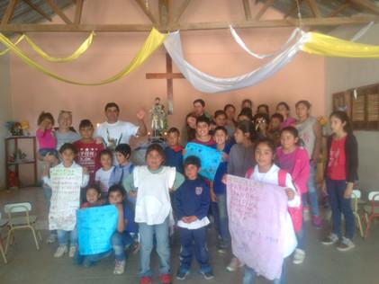2017 Agosto, IAR - Viaje a Santiago del Estero de los médicos de la UBA, con la Fundación