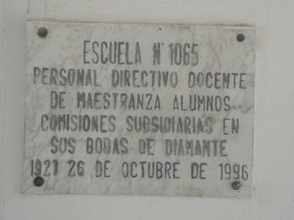 2019 Febrero, Escuela N° 1065 Yacu Hurmana y  Agrupamiento Secundario N° 117118 Departamento Figuero
