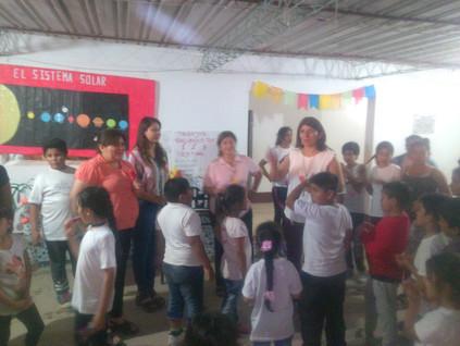 2017 Diciembre, viaje de fin de año con entrega de incentivos y premios. Escuela de Yacu Hurmana.