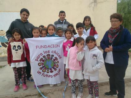 2016 Septiembre, Escuela de Tiun Punco