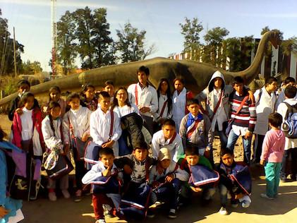 2016 Septiembre, Escuela de Santa Rosa de Casares