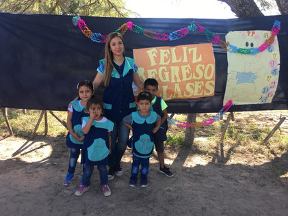 2020 Marzo, Inicio de clases en las escuelas de Santiago del Estero