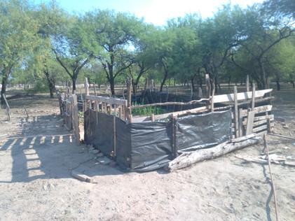 2016 Septiembre, Escuela de El Cachi