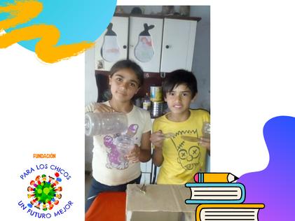 2020 septiembre, Escuela de La Candelaria N°848