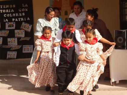 2016 Agosto, Escuela de La Candelaria