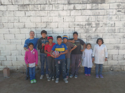 2016 Agosto, Escuela República de Méjico