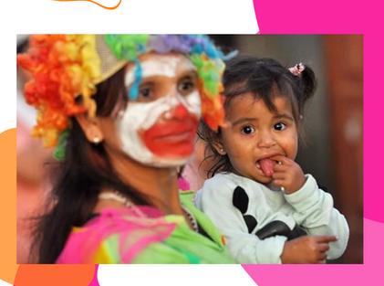2020 agosto, Barrio Santa Teresita. ¡Día del Niño con las Familias!