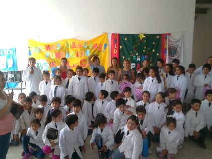 2016 Diciembre, Escuela de Tiun Punco