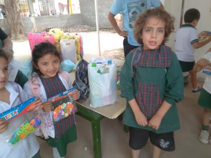 2016 Noviembre, colegio San Miguel Arcángel