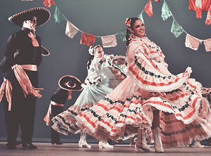 Ballet Folklorico amalia hernandez viaje