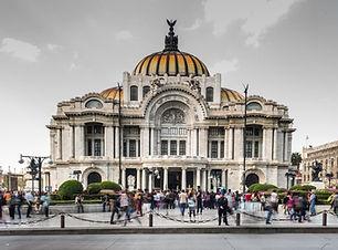 Ciudad de Mexico cdmx palacio de bellas
