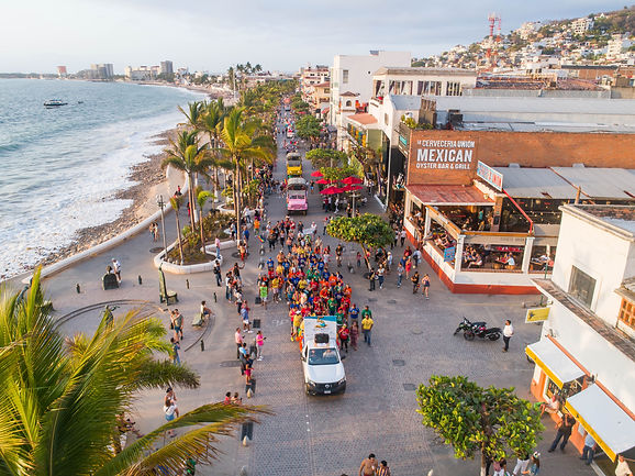 Vallarta Pride gay travel Puerto Vallart