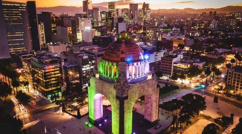 Ciudad de Mexico LGBT+ friendly