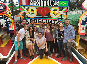Xochimilco Gay Travel Leeemba CDMX mexic