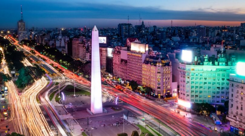 Buenos Aires Argentina LGBT+ Leemba Travel
