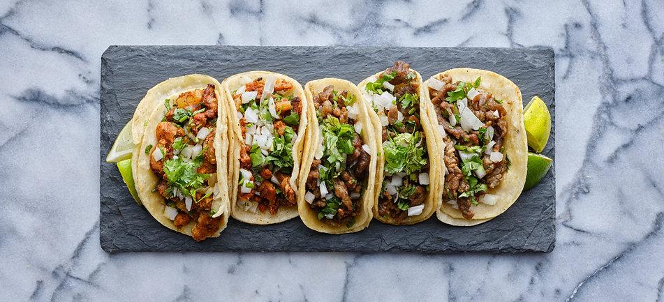 Tacos Comida Mexicana Leemba Travel viaj