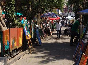 Bazar_del_Sábado_San_Ángel_Distrito_Fe