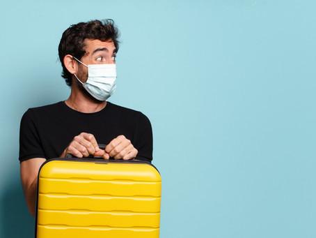 ¿Debería de viajar en tiempos de pandemia?