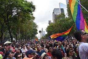 Gay Pride CDMX marcha del orgullo ciudad
