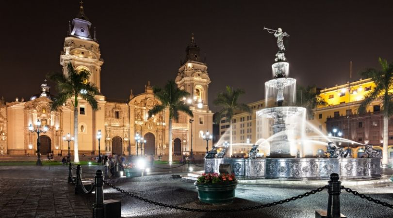 Lima Peru LGBT+ Gay Leemba Travel