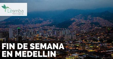 Fin de semana en Medellin LGBT Gay Trave